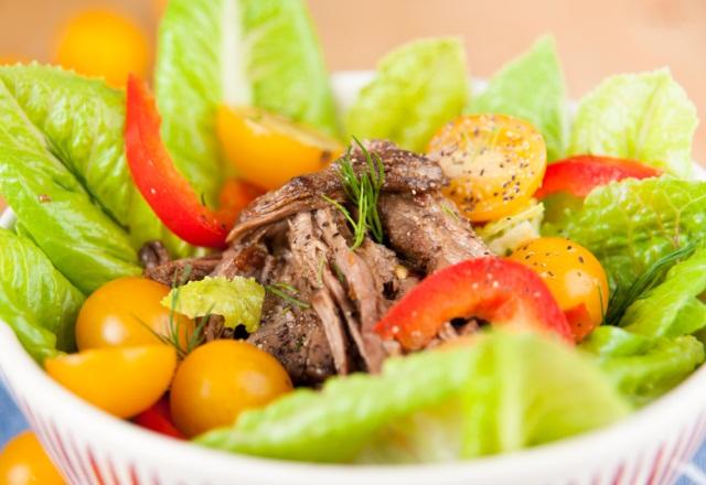 5 Оригинальных рецептов салатов С Говядиной
