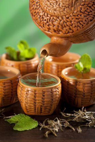 Полезеные свойства  Для Здоровья, Зеленый Чай с Бергамотом
