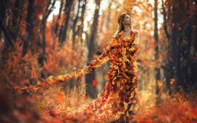 Леди-Осень