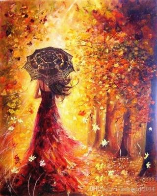 Мадемуазель-Осень