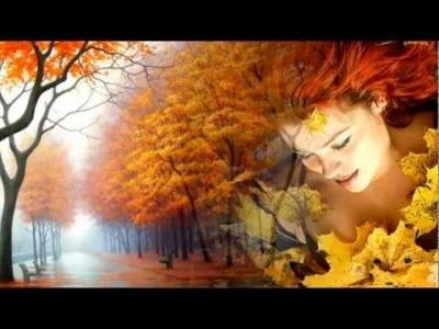 """Рыжая модница-""""Осень"""""""