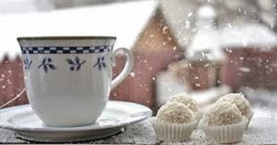 Заварю снежной зимушке чай