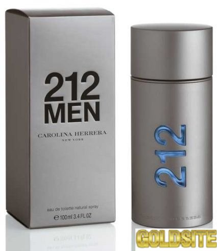 хит продаж =212 men Carolina Herrera=Голландия