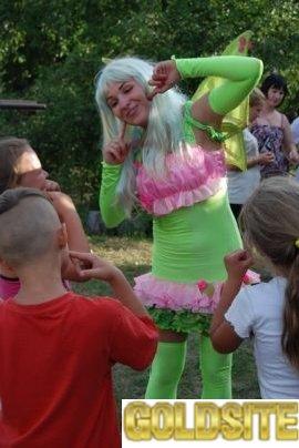 Детские праздники Днепропетровск.   Аниматоры на праздник