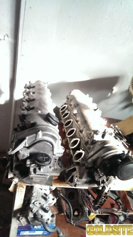 Блок клапанов S600 V12 М275 М137