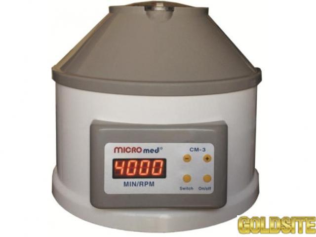 Центрифуга лабораторная СМ-3,  4000 об/мин,  с таймером