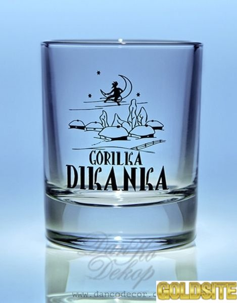 Декорирование стаканов