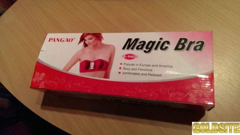 Прибор для увеличения и подтяжки груди Pangao Magic bra