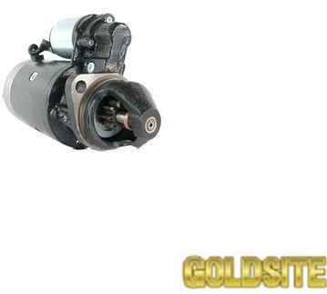 Стартер на двигатель Deutz F2L511 Дойц;  12V 2. 4kw 9T