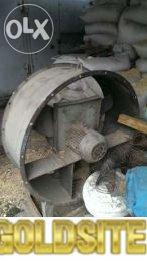 Вентилятор промыленный