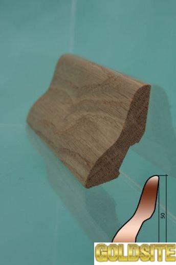 Европлинтус,   плинтус из натурального дерева (дуб,   сосна)  .
