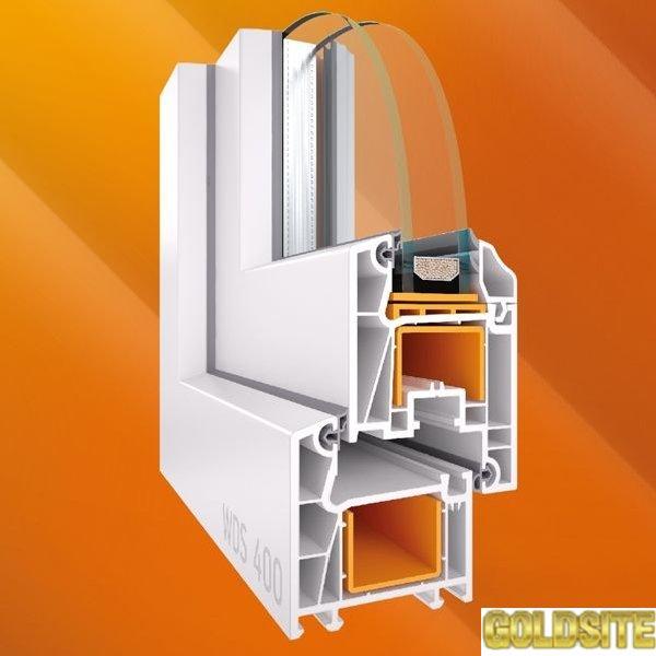 Металлопластиковый профиль WDS 400