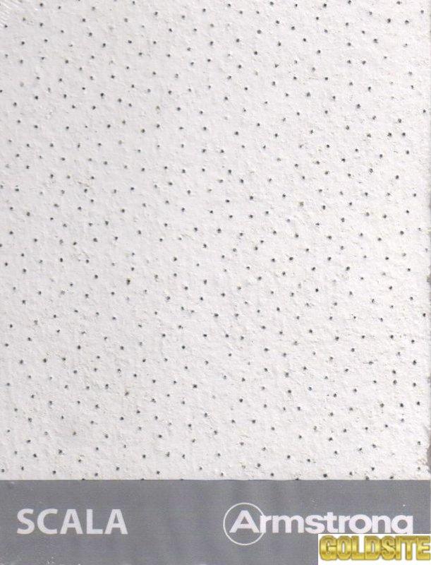 Плита подвесного потолка Scala / Скала Armstrong