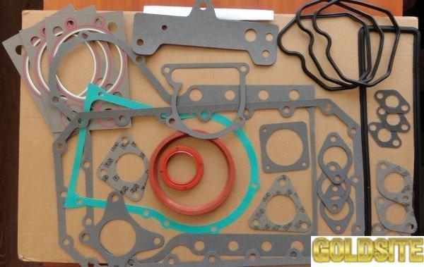 Ремонт двигателей Зетор-5201,  7201,  запчасти и расходные материалы к ним.