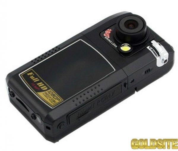 Видеорегистратор DVR mini 900 (пульт+FUllHD+GPS)