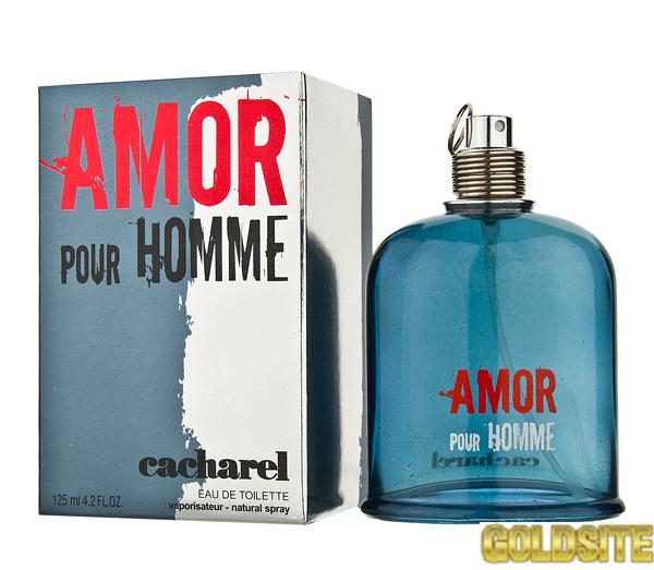 Cупер Цена =Cacharel Amor Pour Homme=Голландия