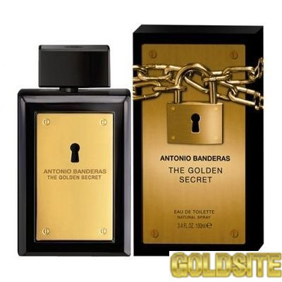 Голландия=Antonio Banderas The Golden Secret=хит продаж