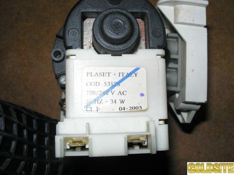 Продаются запчасти к стиральной машинке ARDO TL 600: