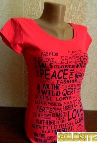 Женские футболки пр-во Турция