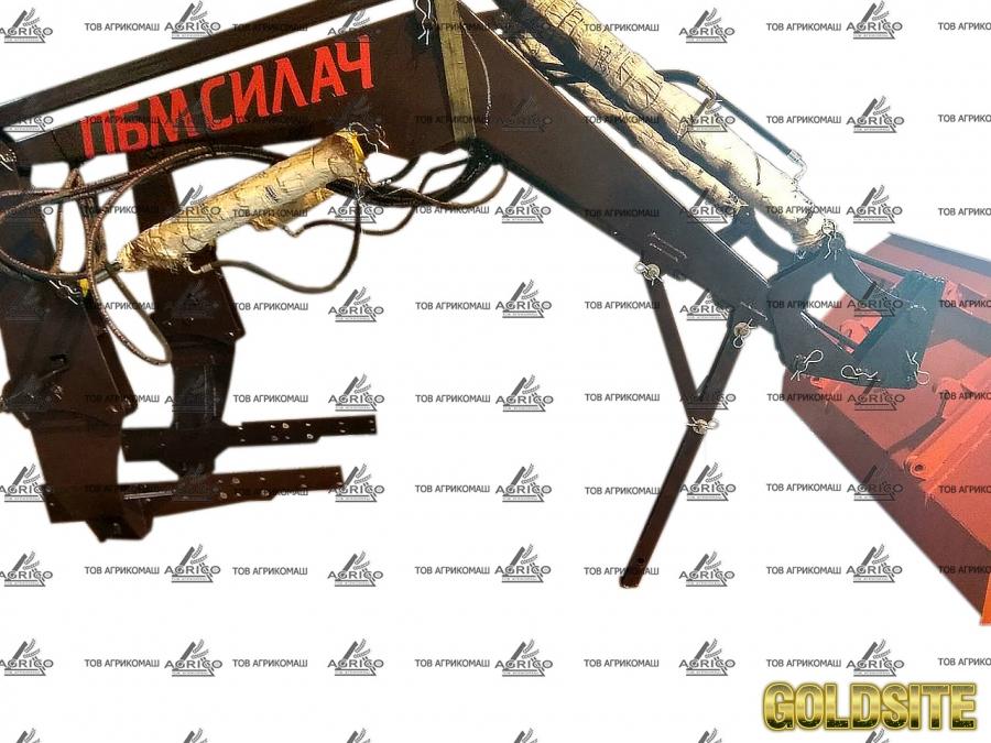 Фронтальный погрузчик КУН на трактор МТЗ и ЮМЗ,  купить,  цена