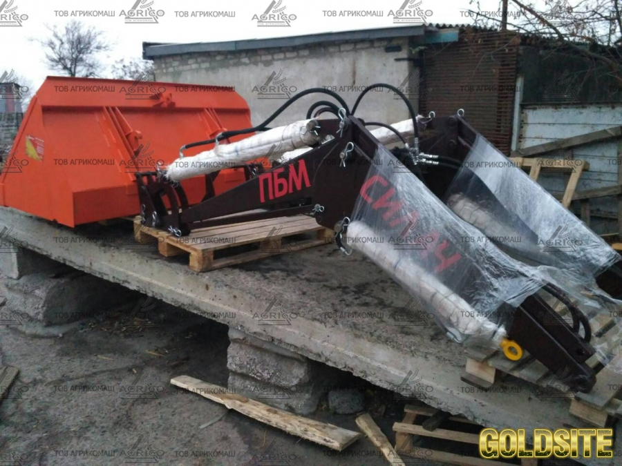 Погрузчик быстросъемный на МТЗ-82,  купить,  цена