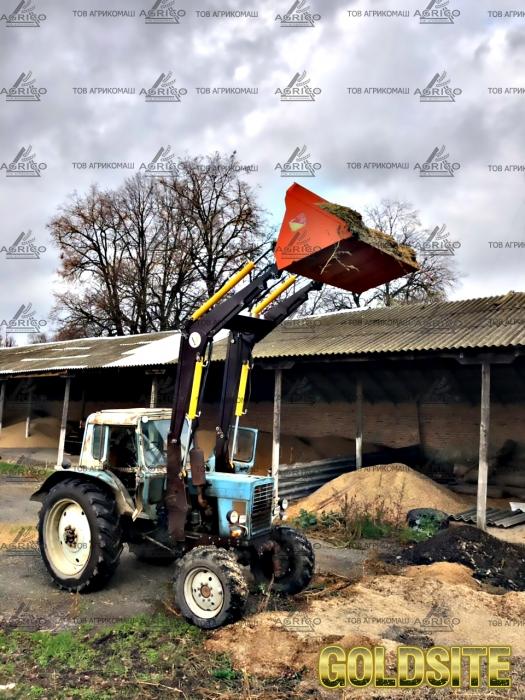 Goldsite КУН на трактор+вилы+крюк+захват челюстной,  купить,  цена
