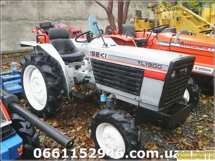 Мини трактора iseki ™