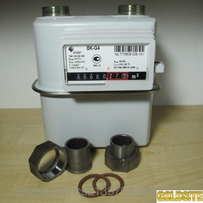 Газовый счетчик  Elster BK G4