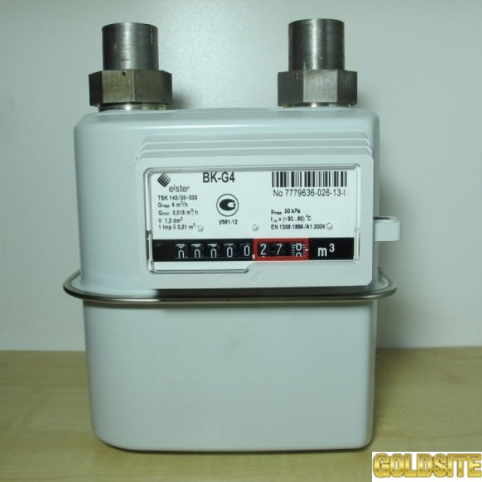 Газовый счетчик  Elster BK G 6