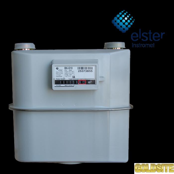 Газовый счетчик  Elster BK G 10