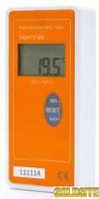 Цифровой термометр со встроенным датчиком для холодильника TERMIK