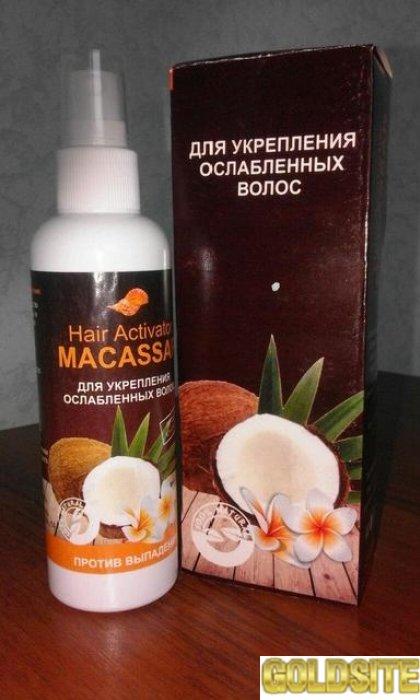 Купить Macassar Hair Activator - активатор роста волос (Макассар)   оптом от 50 шт