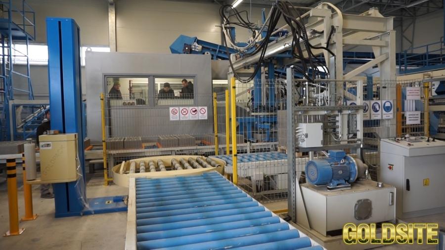 Вибропресс для производству блоков,  брусчатки SUMAB U-1500