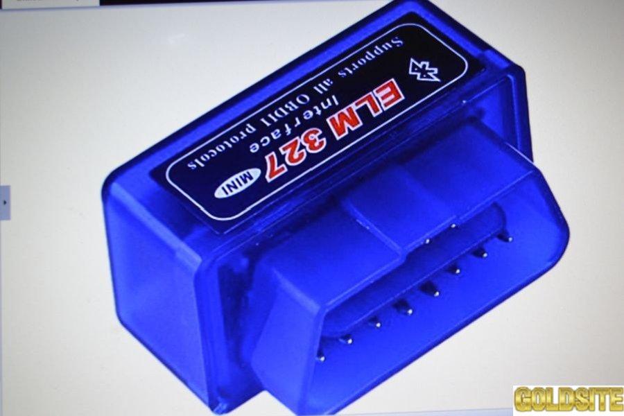 Автомобильный диагностический сканер ELM327 OBD2 Bluetooth V2. 1. .