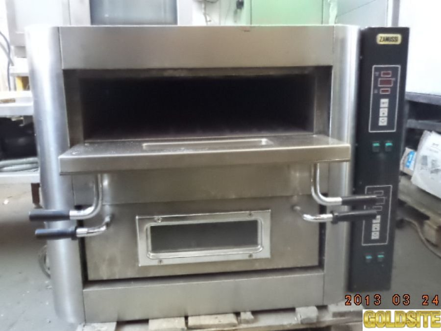 Печь для пиццы   Zanusi,  б у в рабочем состоянии