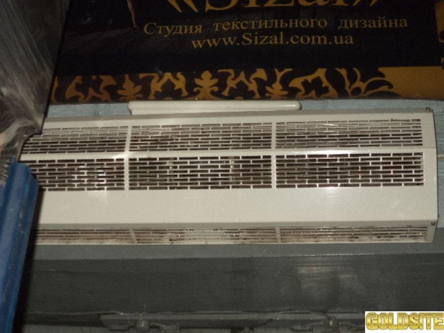 Тепловая завеса  б у в рабочем состоянии