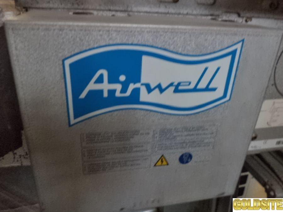Система вентиляции Air Weel  б у в рабочем состоянии