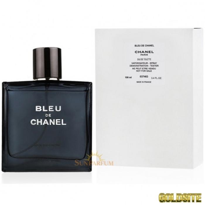 Купить Мужские Духи Chanel Bleu de Chanel - Тестер EDT 100 мл