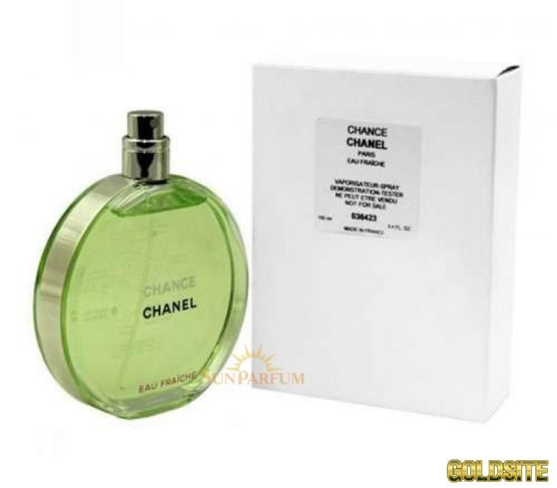 Купить Женские Духи Chanel Chance Eau Fraiche - Тестер EDT 100 мл