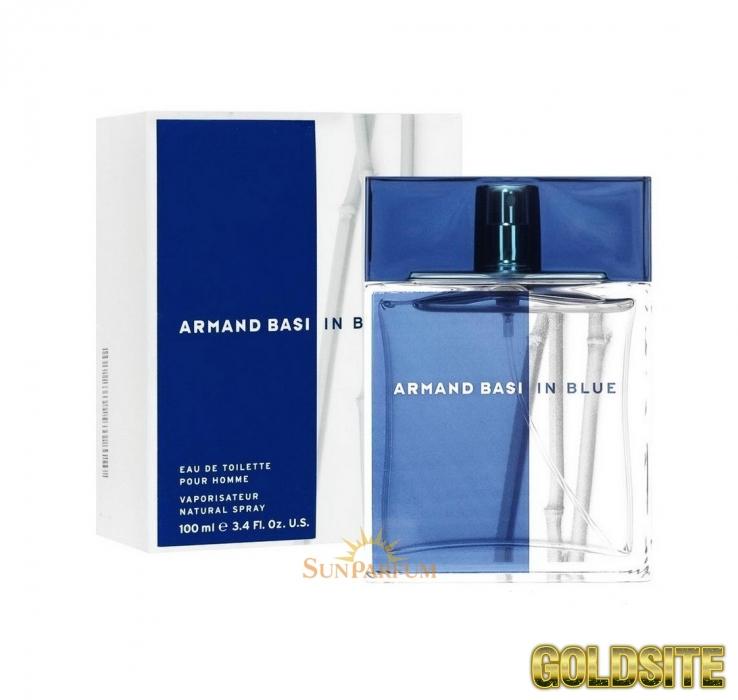 Купить Мужские Духи Armand Basi - In Blue EDT 100 мл