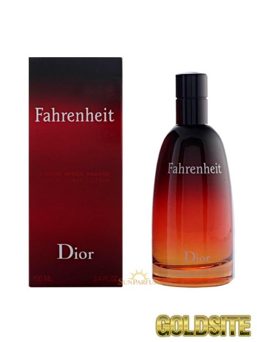 Купить Мужские Духи Christian Dior - Fahrenheit EDT 100 мл
