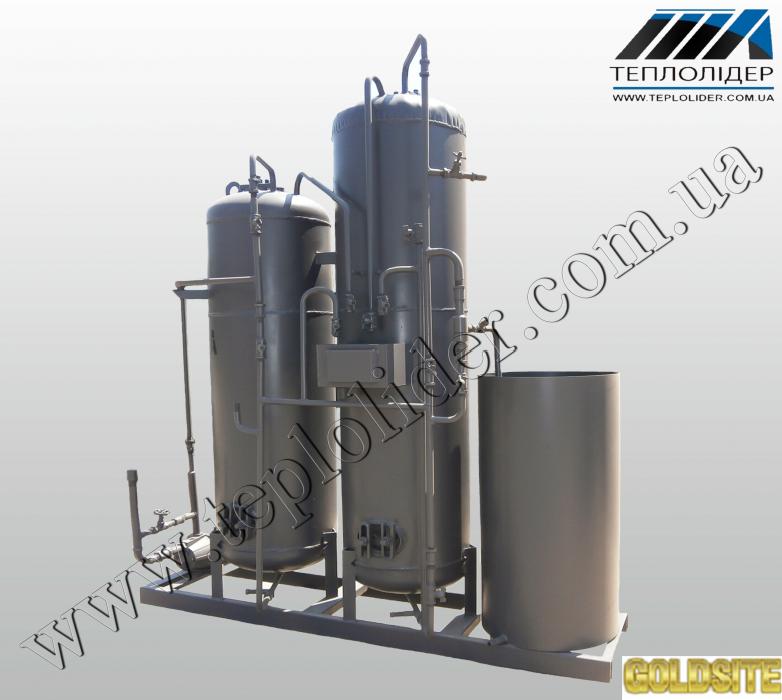 Водоподготовительные установки ВПУ-1,  0-К