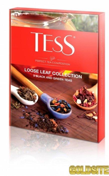 Замечательные Подарочные наборы чая Greenfield, TESS, Lovare