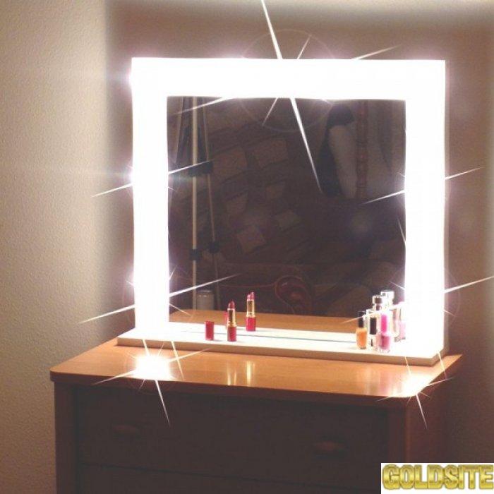 Зеркало для макияжа IRENY