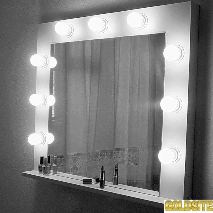 Зеркало с подсветкой EVAS