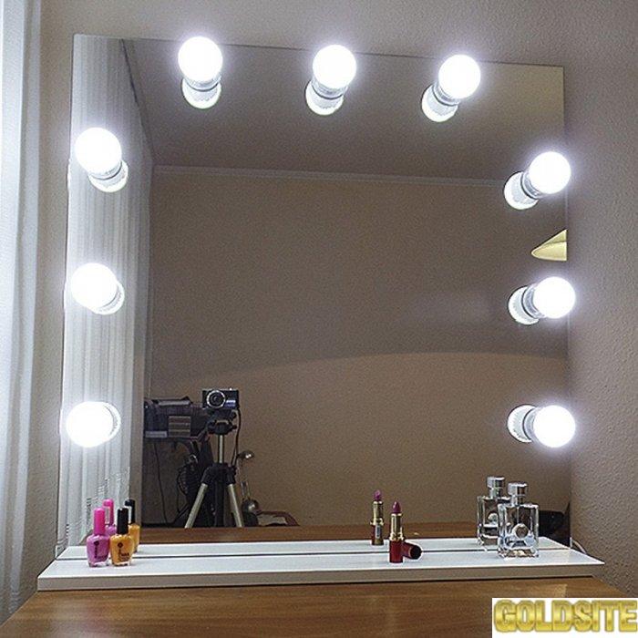 Макияжное зеркало Аврора
