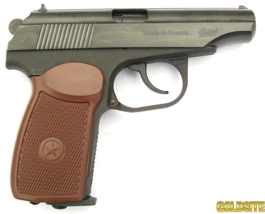 пистолет пневматический МР-654к (обновленный)