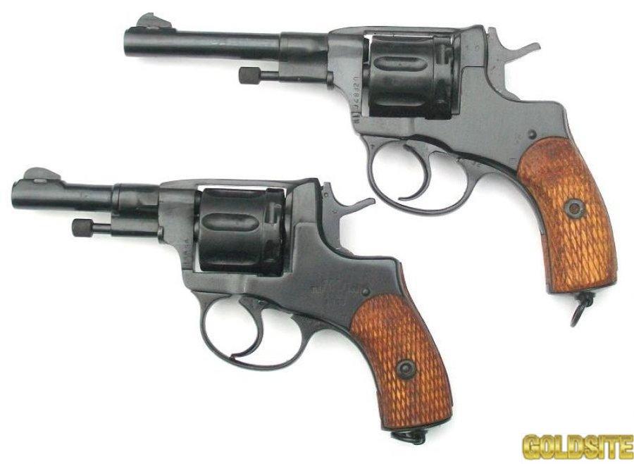 Револьверы ГРОМ под патрон Флобера 4мм