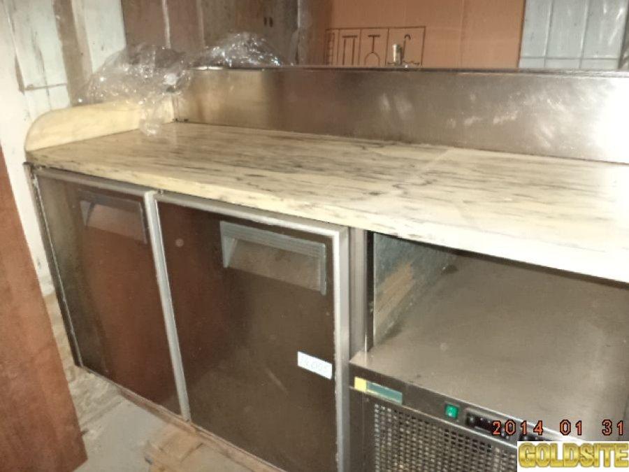 Холодильный стол для пиццы б у в рабочем состоянии