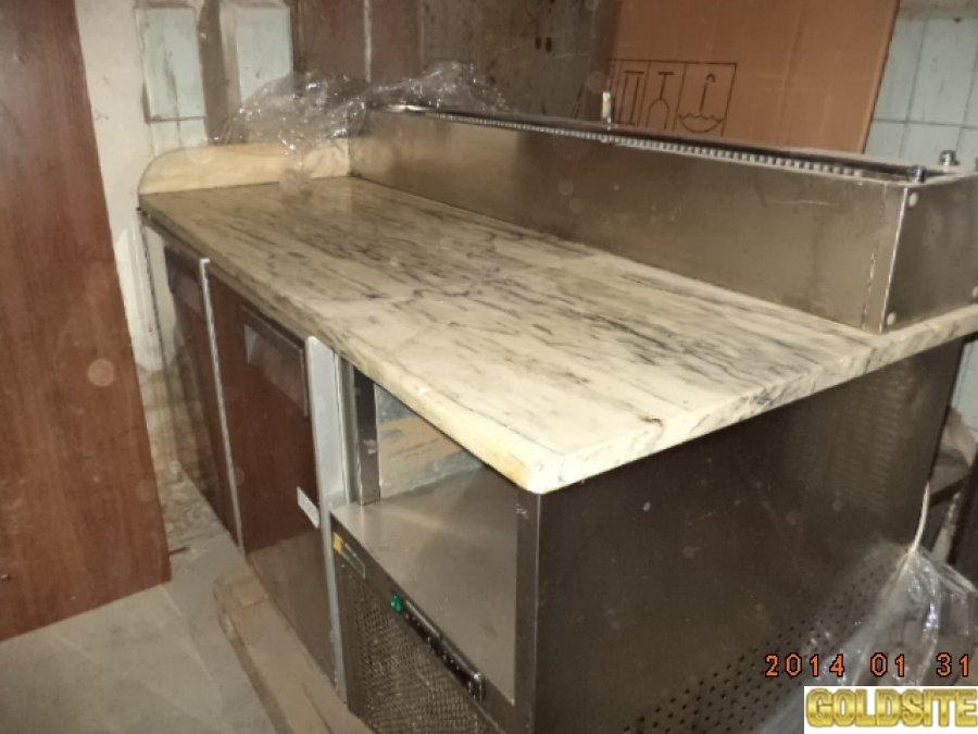 Холодильный стол для пиццы.